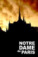 Silhouette of Notre Dame de Paris