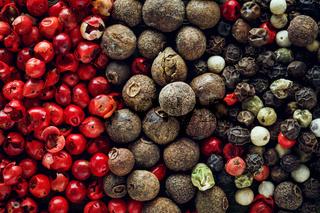 Pepper mix background