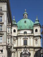Wien - Peterskirche