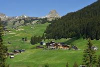 alps; alpine village; Austria; Europe;