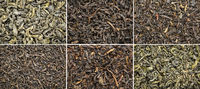 historical black and green tea collection