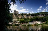 Beynac an der Dordogne / Frankreiche