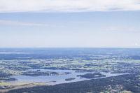 Tiefblick zum Staffelsee
