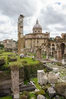 Church of St Cosma and Damion in Rome