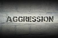 aggression word gr