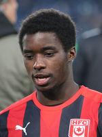 Braydon Manu (Hallescher FC)