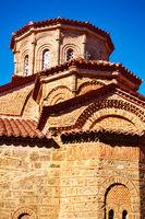 Orthodox church in Varlaam monastery