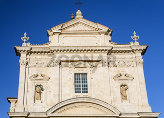 facade of Santa Maria in Provenzano Church