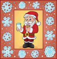 Christmas ornamental greeting card 5