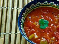 Indian onion tomato sauce