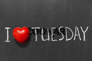 love Tuesday