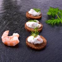 tasty crab salad