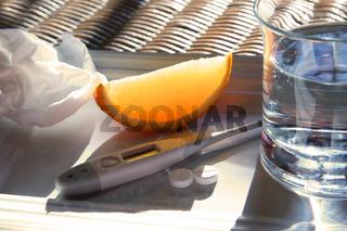Cold season and vitamin C