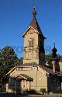 Estland, Tallinn, Estnisch-orthodoxe Simeon-und-Hanna-Kirche