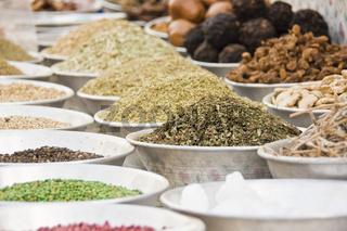 Gewürze spices