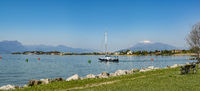 Sirmione of Garda | Port exit of Colombare
