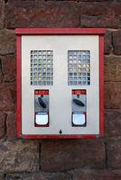 bubblegum automat