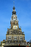 Tour de l'échelle de la ville