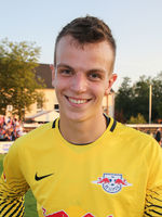 Goalkeeper Philipp Köhn (RB Leipzig)