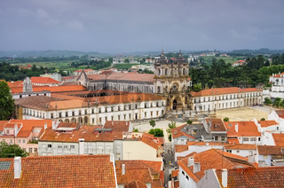 Alcobaca Kloster in Portugal - Alcobaca Monastery, Oeste in Portugal
