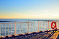 Promenade open deck