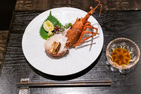 Lobster Sashmi