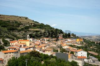 Bonnanaro in Sardinien