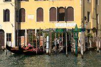 Venice, Servizio Gondole di S. Toma
