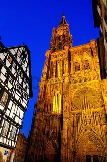 Strassburger Münster Frankreich