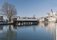 Thun im Winter 01