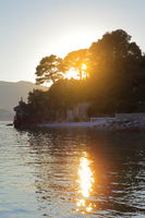 Sundown in Herceg Novi