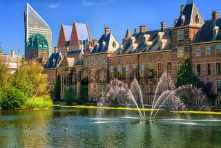 Binnenhof palace, The Hague, Netherlands