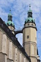 Halle - Marktkirche St. Marien Unser Lieben Frauen, Deutschland