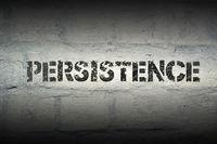 persistence WORD GR