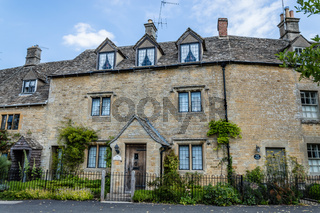 Stone house in the Cotswolds