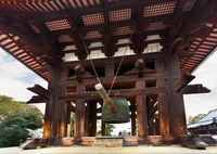 Large Bell Tower of Chionin Temple