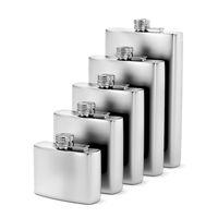Group of hip flasks