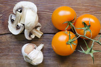 healthy raw food