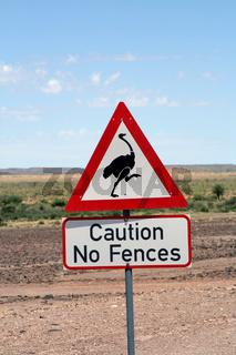 Schilder in Namibia. 006