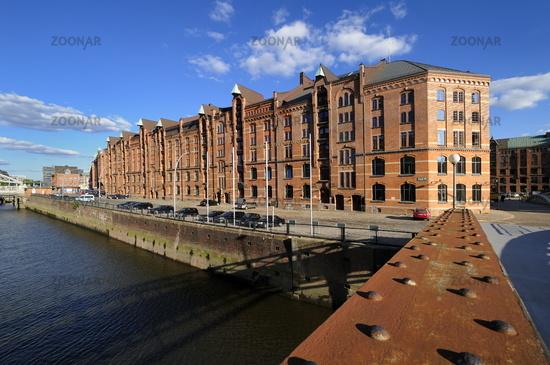 Hamburg, Germany, Historic Warehouse District