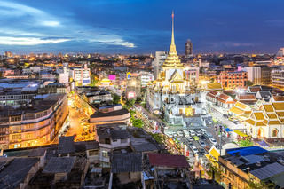 Bangkok Chinatown Temple