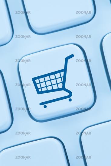 Online Shopping E-Commerce einkaufen Einkauf Internet Computer web