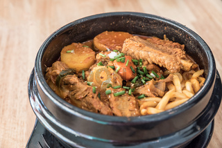 Gamjatang Korean Spicy Pork rib