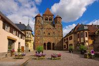 Marmoutier Abbaye Saint-Etienne 01