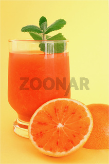 Blutorangensaft - blood orange juice