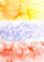Colour watercolor backgrounds
