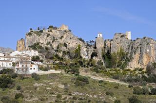 Belfry in Alicante, Spain