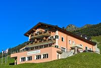 Hotel-Wellness Büel, St. Antönien, Prättigau, Graubünden, Grisons, Switzerland