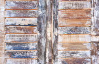 Old shabby wooden texture