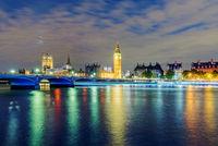 Big ben and river Thames